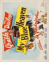 My Blue Heaven movie poster (1950) picture MOV_d0c6c557