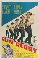 Gun Glory movie poster (1957) picture MOV_d0ca4e5e