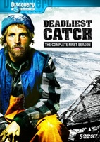 Deadliest Catch: Crab Fishing in Alaska movie poster (2005) picture MOV_d0cb19e6