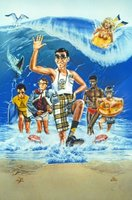 Revenge of the Nerds II: Nerds in Paradise movie poster (1987) picture MOV_d0d29645