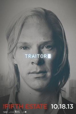 The Fifth Estate movie poster (2013) poster MOV_d0d384b8