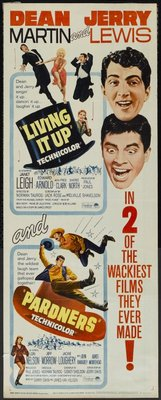 Living It Up movie poster (1954) poster MOV_d0d45343