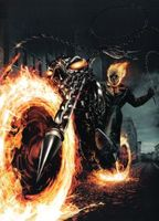 Ghost Rider movie poster (2007) picture MOV_d0d51192