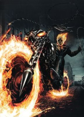 Ghost Rider movie poster (2007) poster MOV_d0d51192