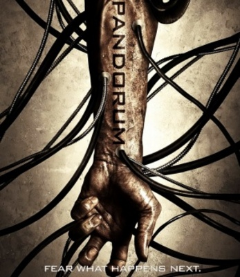 Pandorum movie poster (2009) poster MOV_d0df8ad4