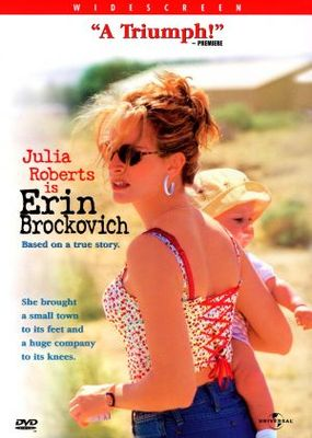 Erin Brockovich movie poster (2000) poster MOV_d0efbbb5