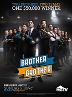 Brother vs. Brother movie poster (2013) picture MOV_d0f03bca