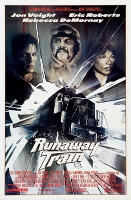 Runaway Train movie poster (1985) poster MOV_d0f0e9f7