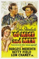 Of Mice and Men movie poster (1939) picture MOV_d0f16af4