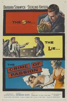 Crime of Passion movie poster (1957) picture MOV_d0f93dcb