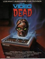 The Video Dead movie poster (1987) picture MOV_d0fad209
