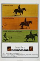 Skin Game movie poster (1971) picture MOV_d102a225