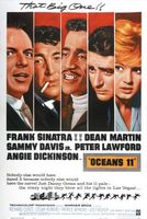 Ocean's Eleven movie poster (1960) picture MOV_d1031382