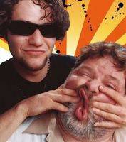 Viva la Bam movie poster (2003) picture MOV_6cead81e