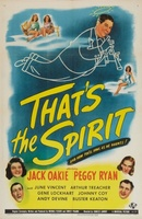 That's the Spirit movie poster (1945) picture MOV_d10fcf95