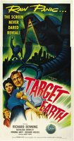 Target Earth movie poster (1954) picture MOV_d110745c