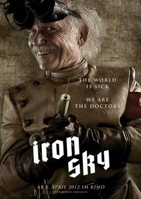 Iron Sky movie poster (2012) poster MOV_d111908f