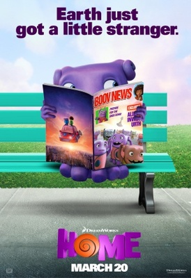 Home movie poster (2014) poster MOV_d11532d1