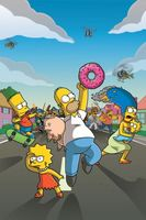 The Simpsons Movie movie poster (2007) picture MOV_d11a34fd