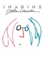 Imagine: John Lennon movie poster (1988) picture MOV_d11a95f7