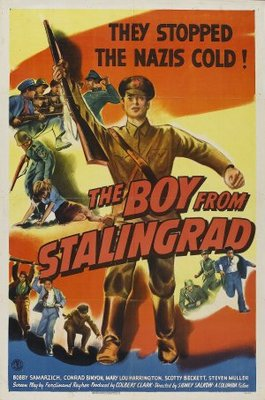 The Boy from Stalingrad movie poster (1943) poster MOV_d11aac20