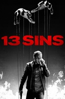 13 Sins movie poster (2014) picture MOV_d11f51a0