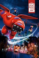 Big Hero 6 movie poster (2014) picture MOV_d1210886
