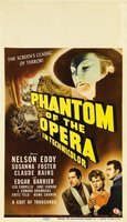 Phantom of the Opera movie poster (1943) picture MOV_d12308d1