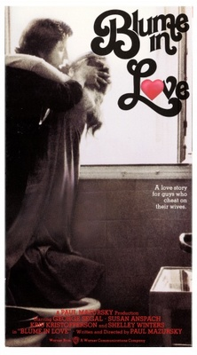 Blume in Love movie poster (1973) poster MOV_d1231978