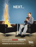 Shatner's Raw Nerve movie poster (2008) picture MOV_d1242471