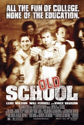 Old School movie poster (2003) poster MOV_d129fd41