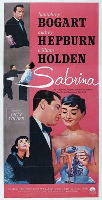 Sabrina movie poster (1954) poster MOV_d12f0918