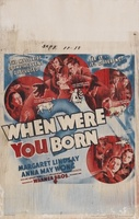 When Were You Born movie poster (1938) picture MOV_d12f8f43