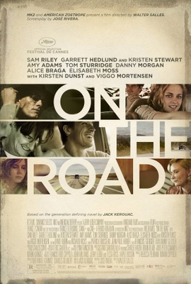 On the Road movie poster (2012) poster MOV_d134d5b0