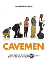 Cavemen movie poster (2007) picture MOV_d13b087d