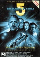 Babylon 5: In the Beginning movie poster (1998) picture MOV_d140b797