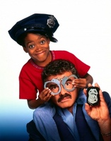 Cop and ½ movie poster (1993) picture MOV_d143474a