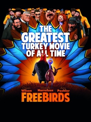 Free Birds movie poster (2013) poster MOV_d14e6bc8