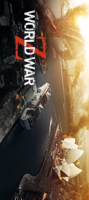 World War Z movie poster (2013) poster MOV_d1599469