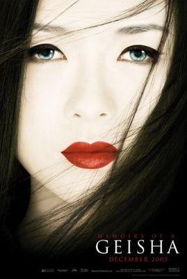 Memoirs of a Geisha movie poster (2005) poster MOV_d167fb9e