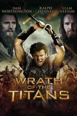 Wrath of the Titans movie poster (2012) poster MOV_d16b8118