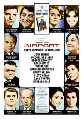 Airport movie poster (1970) poster MOV_d16c8ddb