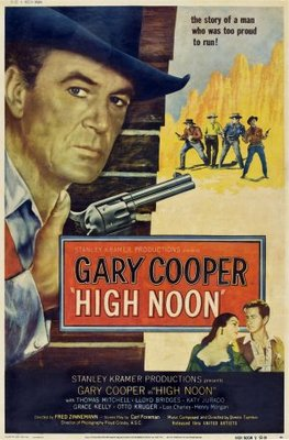 High Noon movie poster (1952) poster MOV_d16d2bac