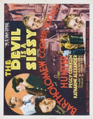The Devil Is a Sissy movie poster (1936) poster MOV_d16dd4ad