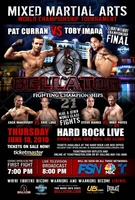 Bellator Fighting Championships movie poster (2009) picture MOV_d16f1a26