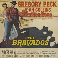 The Bravados movie poster (1958) picture MOV_d170ee00