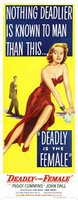 Deadly Is the Female movie poster (1950) picture MOV_837373ec
