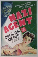 Nazi Agent movie poster (1942) picture MOV_d181f417