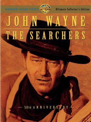The Searchers movie poster (1956) poster MOV_d1820d81