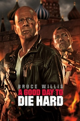 A Good Day to Die Hard movie poster (2013) poster MOV_d183c10b